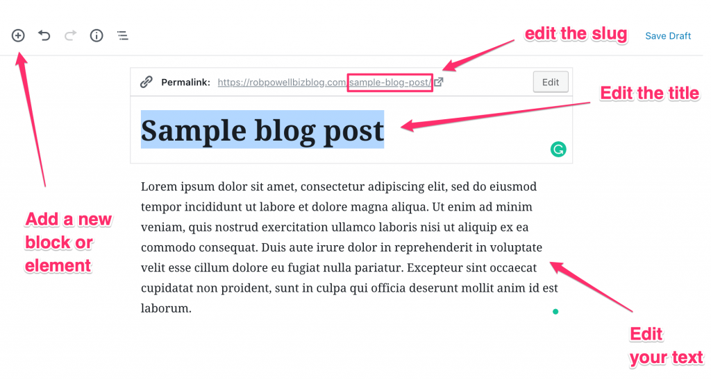 How to Write a Blog Post the right way 2